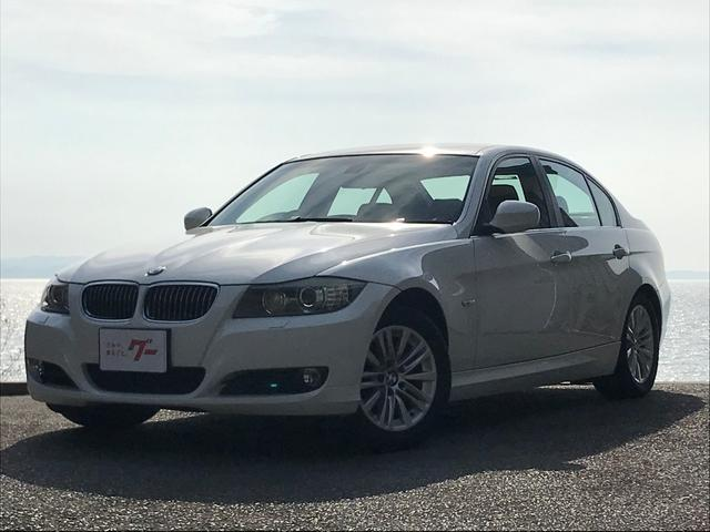 BMW 325i HDDナビ 本革シート ETC 純正16AW