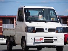 クリッパートラックSD エアコン付 4WD 1年保証 ワンオーナー 記録簿