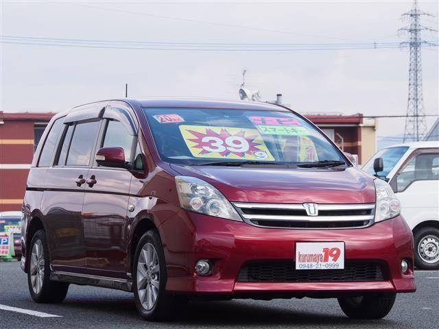 トヨタ プラタナ 1年保証 バックカメラ ワンセグTV