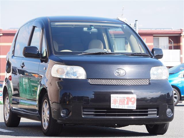 トヨタ 130i Cパッケージ The代車 保証付 社外アルミ