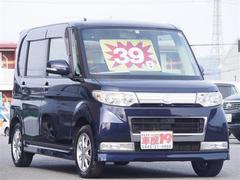 タントカスタムX ナビ テレビ スマートキー