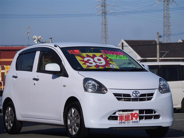 トヨタ X キーレス エコアイドル