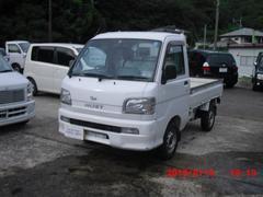 ハイゼットトラックスペシャル 3方開 社外CD エアコン