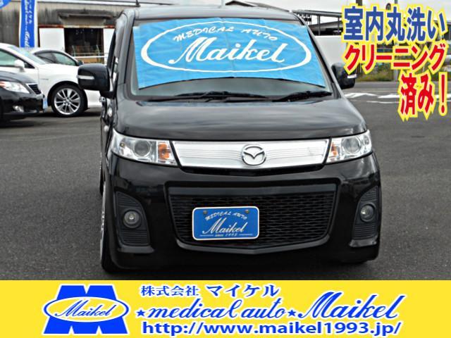 マツダ XS ナビ新品 キャンバーアクスル 車高調 アルミ