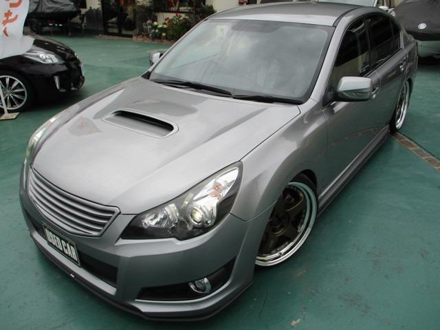 スバル 2.5GT Sパッケージ SSR20inch・車高調・