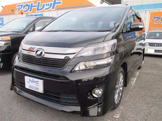 トヨタ 3.5Z ゴールデンアイズ  サンルーフ ナビ ETC