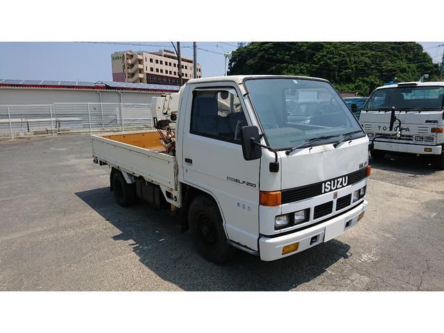 いすゞ タダノ3段クレーン