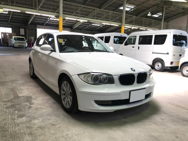 BMW 116i バックカメラ ストラーダSDナビ&TV キセノン