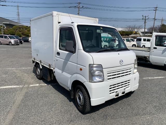 マツダ スクラムトラック 冷蔵冷凍車 -30℃〜30℃ パワステ エアコン