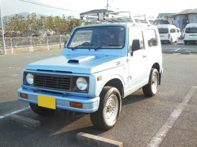 スズキ HC 4WD エアコン ルーフキャリアー 社外アルミ