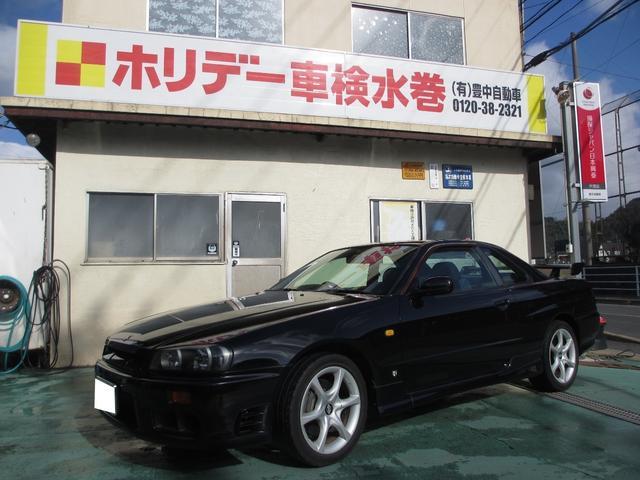 日産 2.5 GT ターボ ブラック AT