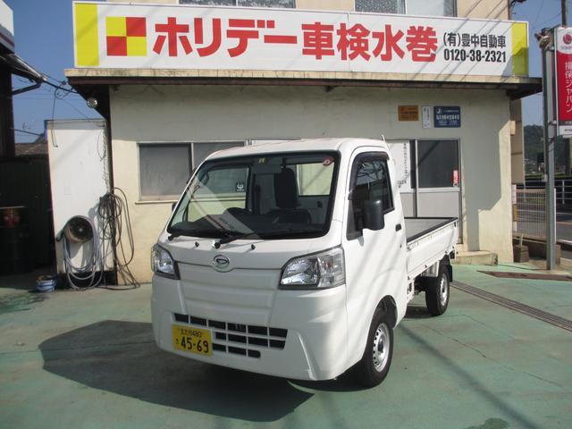 ダイハツ ハイゼットトラック スタンダード   オートマ車 ETC付き 2WD