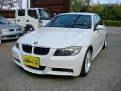 BMW320iMスポーツパッケージ ナビ付き 地デジ 電動シート