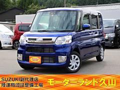 タントXターボ SAIII 新車未登録 ターボ 両側Pドア ナビ付