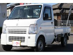 キャリイトラックKC 4WD 三方開き 荷台マット ラジオ ライトレベル調節
