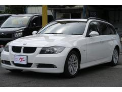BMW320iツーリング 本革パワーシート ナビ