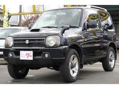 ジムニーワイルドウインド 4WD ETC メモリーナビ 純正16AW
