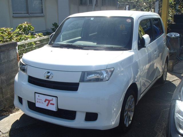 トヨタ bB Z Lパッケージ CDオーディオ ETC スマートキー