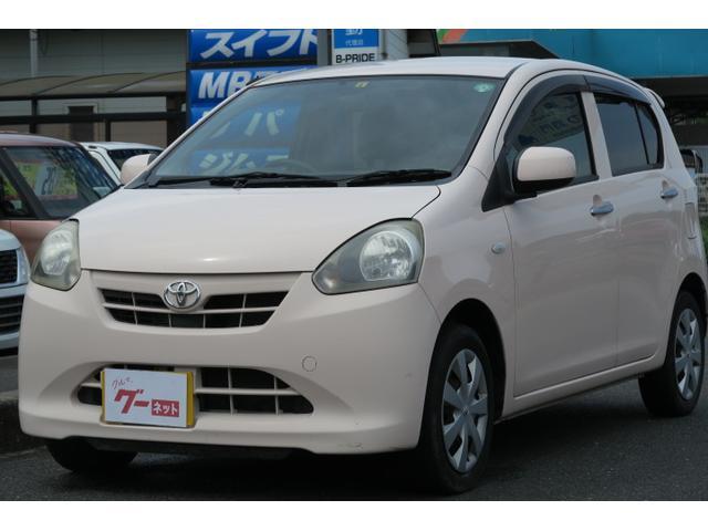 トヨタ ピクシスエポック X エコアイドル搭載車 キーレス ナビ 電動格納ミラー セキュリティ