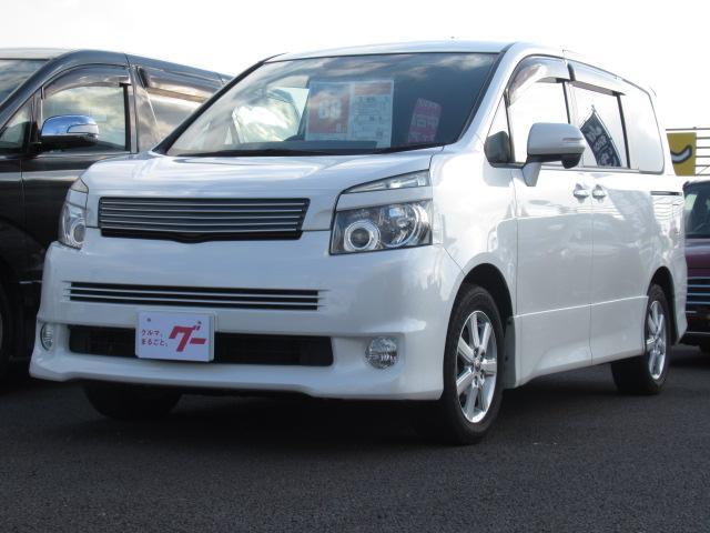 トヨタ Z ETC オートAC セキュリティ パワースライドドア