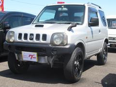ジムニーXC 4WD CD 16インチアルミホイール 背面タイヤ