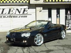 M・ベンツSL600 ブラバス仕様 ワンオーナー