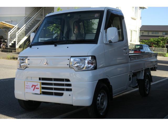 三菱 M 4WD エアコン パワステ アオリガード 三方開き
