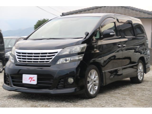 トヨタ 2.4Z プラチナムセレクション ナビ バックモニター