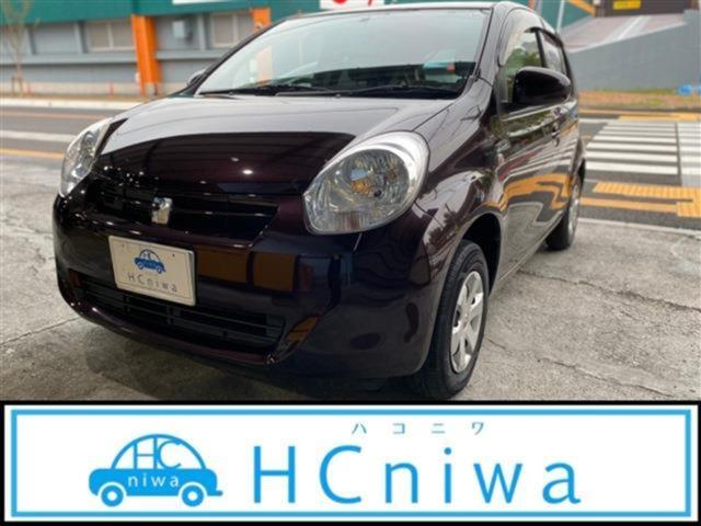トヨタ X ETC ナビ Bluetooth ミュージックプレイヤー接続可 CD スマートキー CVT 衝突安全ボディ ベンチシート
