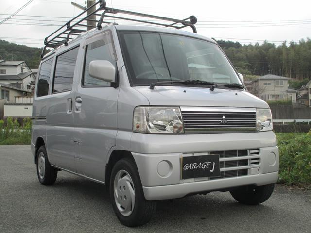 三菱 SX タイヤ2本新品 CD ルーフキャリア