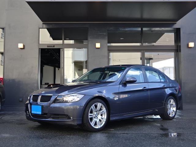 BMW 320i ハイラインパッケージ黒本革S純正ナビMスポAW