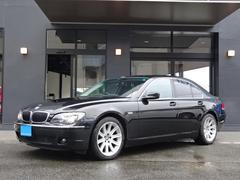 BMW740iコンフォートプラスPKG黒本革サンルーフHDDナビ
