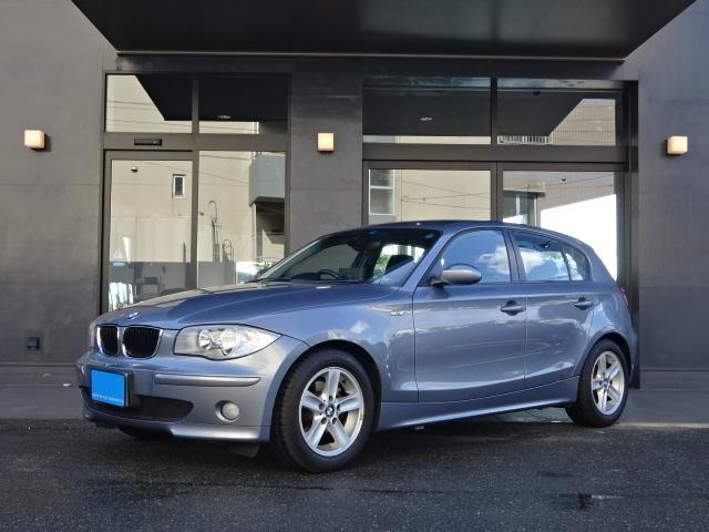 BMW 120i ナビ ETC Pスタート キーレス