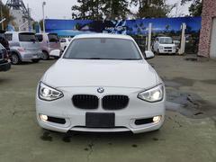 BMW116i スタイル HIDライト メモリーナビ ETC