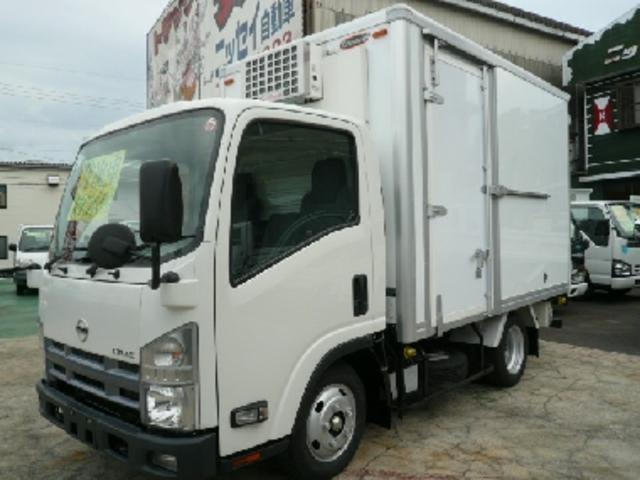 2t 冷蔵冷凍車 低温-30℃スタンバイ付!