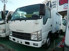 エルフトラック1.5t冷蔵冷凍車 −5℃ 両側サイドドア