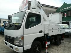 キャンター高所作業車 タダノAT−110TE