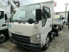 エルフトラック2tダンプ 4WD