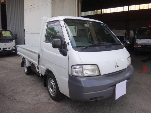 三菱 1t平ボディ ロングDX