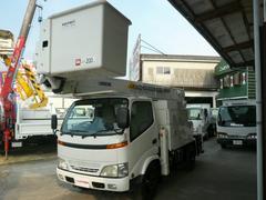 トヨタ高所作業車 アイチSH15A