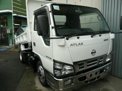 アトラストラック2t 4WDダンプ スムーサー