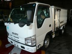 エルフトラック冷蔵冷凍車 −30℃ 左スライドドア スタンバイ付