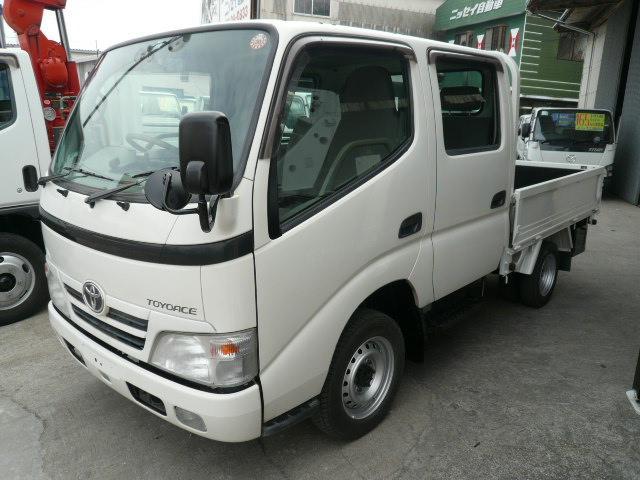 トヨタ Wキャブ 1.25t積 リヤWタイヤ