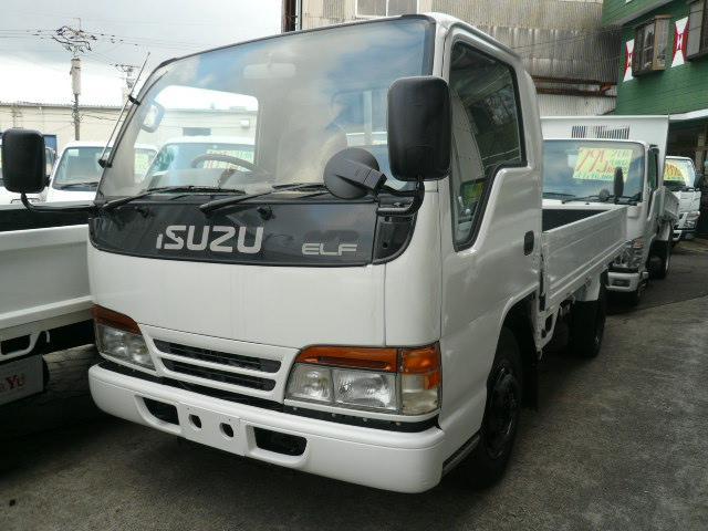 いすゞ 1.5t積 4WD