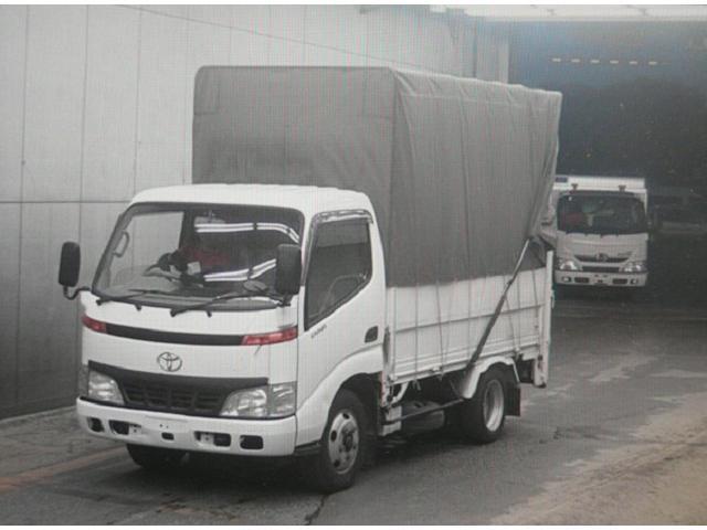 トヨタ 垂直パワーゲート荷重600kg 積載2t