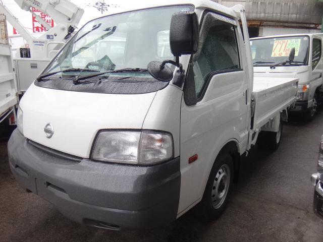 日産 バネットトラック スーパーローDX  1t積 リアWタイヤ