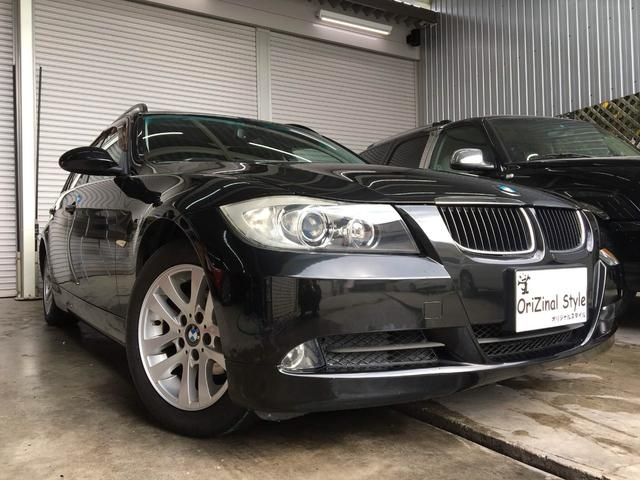 BMW 320iツーリング ETC 保証