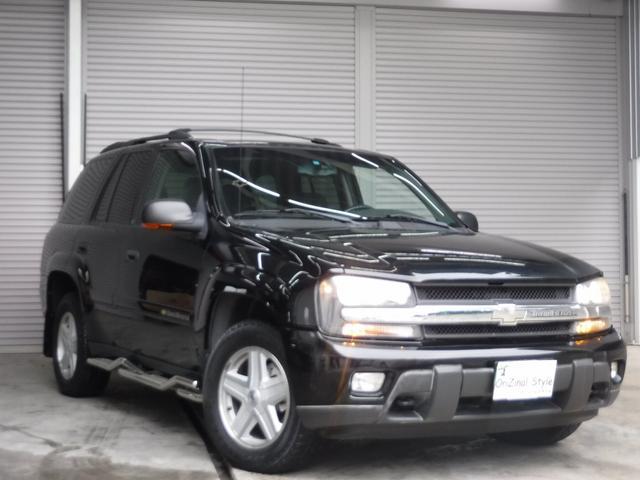 シボレー LT 4WD 1ナンバー登録  ルーフレール HDDナビ