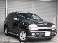 シボレー トレイルブレイザーLT 4WD 純正CD ルーフレール HDDナビ
