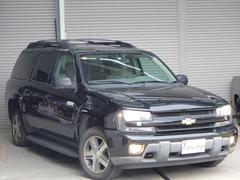 シボレー トレイルブレイザーEXT LT HDDナビ パワーシート ETC ディーラー車